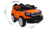 Светодиодный индикатор аккумулятора детей креста страны игрушка автомобиля 12V электромобиль для детей