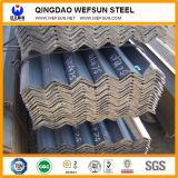 Ferro di angolo d'acciaio laminato a caldo di Constructure di prezzi bassi