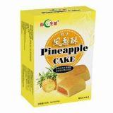 180gパイナップルケーキ、異なったフルーツの味、好みおよび芳香は利用できる