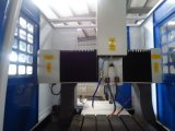 Lnc controló el ranurador del CNC del grabado del metal del molde