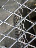 Расширенный поднятый металл Flatted или