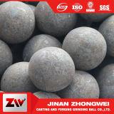 17-150 la alta calidad del milímetro forjó/bola de laminado en caliente/las bolas de pulido echadas para la explotación minera