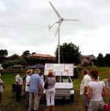작은 Horizontal Axis Wind Turbine Generator 500W