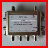 CATV Splitter, Satellite Splitter mit 2ways, 3ways 4ways, 6ways und 8ways 5-1000MHz, 5-2500MHz (FC-16886)