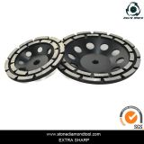 Concrete를 위한 125mm/180mm Double Row Grinding Cup Wheel