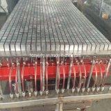 평면 주조된 FRP GRP 섬유유리 삐걱거리는 생산 라인 기계