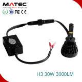 차를 위해 자동 LED 헤드라이트 전구 H11 12V/24V 9005 9006 또는 트럭 또는 버스