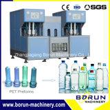 1500 bph botella PET ventilador con un horno y dos ventiladores