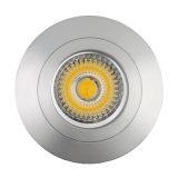Lampada messa fissa rotonda Downlight (LT2106) dell'alluminio GU10 MR16 LED del tornio