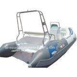Aqualabd 16feet 4.7m Rigid Inflatable Boat Fishing Rib Boats (RIB470C)
