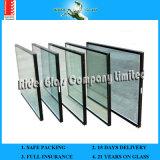 3-8m CE e ISO9001 vidrio de baja emisividad, de baja emisión de cristal