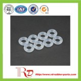 Práctico y duradero de caucho de silicona transparente de la junta tórica