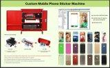 비닐 스티커를 인쇄하는 DIY 전화 덮개 소프트웨어 기계