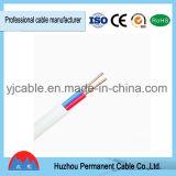 Cable aislado PVC de la fabricación BVVB