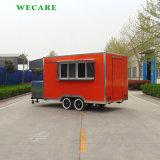 좋은 품질 판매를 위한 이동할 수 있는 음식 트럭