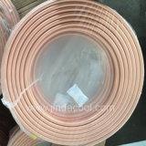 Tempérament doux doubles couches de la bobine de crêpes de tuyaux en cuivre