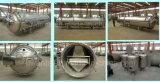 El Autoclave Industrial Spice Horizontal de depósito de presión de vapor