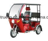 Triciclo Handicapped com tampa superior