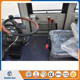 Mini cargador de la rueda de China Weifang Paylader Zl20 con el ventilador de nieve