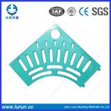 La SGS adoptée de bonne qualité caillebotis composite