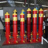 Único-Action Sleeve Telescopic Cylinder para Sale