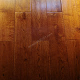 Настил твёрдой древесины для цвета пятна белого дуба/настила дуба