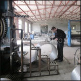 Mine Sieve Bend Wedge Wire Screen Welding Machinery