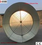 Ventilatore galvanizzato del cono della farfalla di 1380mm per il sistema di ventilazione di raffreddamento del pollame