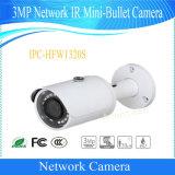 3MP Mini-Bullet Dahua infrarrojos para exteriores IP cámara de vídeo digital (IPC-HFW1320S)