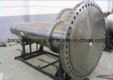 Turbina o eje del motor del ventilador