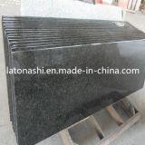 Paving를 위한 Polished 브라질 Verde Ubatuba Green Granite Stone Slab