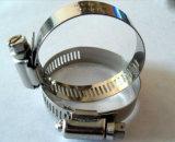 熱い販売のドイツのタイプパイプ・クランプのステンレス鋼のホース留め金