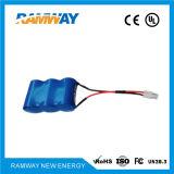 bloco da bateria de lítio de 3.6V 54ah Er34615-3 para o campo de instrumentos da monitoração da hidrologia