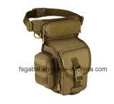 Perna de queda no exterior táctico bag bolsa de coxa Cinto de Cintura Utilitário Saco Militar