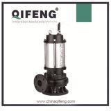 De Pomp van de Riolering van de Huisvesting van de Motor van het roestvrij staal (wq-A3)