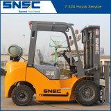 중국 Snsc 녹색 2.5ton LPG 포크리프트 가격