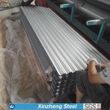 Strato ondulato galvanizzato del tetto/strato galvanizzato del tetto del ferro