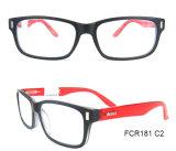 광학 렌즈를 가진 주입 플라스틱 안경알