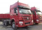 中国HOWOのブランド6X4のユーロ2のトラクターのトラック