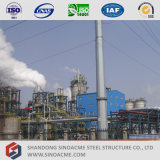 Высокое современное здание из сборных конструкций Sinoacme тяжелых стальных структуры электростанции
