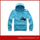 Оптовая изготовленный на заказ ватка Sweatshirthoodie пуловера Mens (T03)