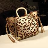 Разработчик высшего качества из натуральной кожи женщин взять на себя на складе дамской сумочке (CC041)