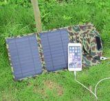 Chargeur solaire solaire 12W 12V pour ordinateurs portables, ebooks, tablette PC, ordinateurs portables, téléphones mobiles (FSC-13BT)