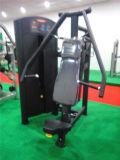 La strumentazione di ginnastica di alta qualità ha messo la macchina a sedere della pressa della cassa