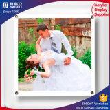 Kundenspezifischer Reklameanzeige-Nagel-Acrylfoto-Rahmen