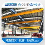 3 Tonne 5 Tonne 15 Tonne 20 Tonnen-einzelner Träger-Laufkran