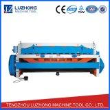 Corte pesado Q11-4X2000 Máquina de esquila de chapa eléctrica