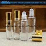 3ml 6ml 10ml Roll-on rellenables clara la botella de cristal por el perfume