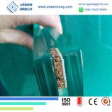 étagère imbibée par chaleur claire en verre Tempered de 10mm