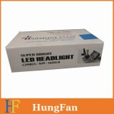 Caja de papel de empapelar LED Headnight con imán